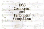 Operation Young Composer 1986