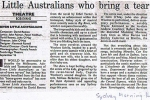 Sydney Morning Herald 1988