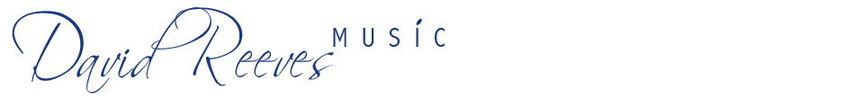David Reeves Music Australia