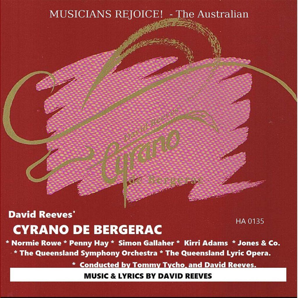 David Reeves Cyrano de Bergerac 1992