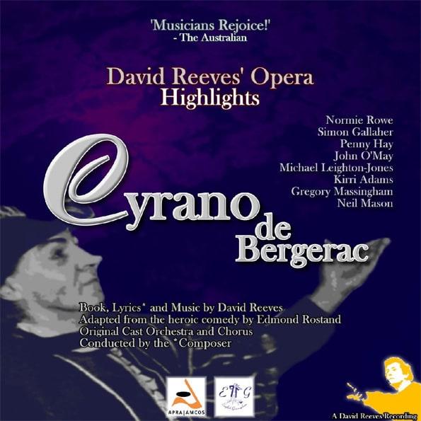 David Reeves Cyrano de Bergerac