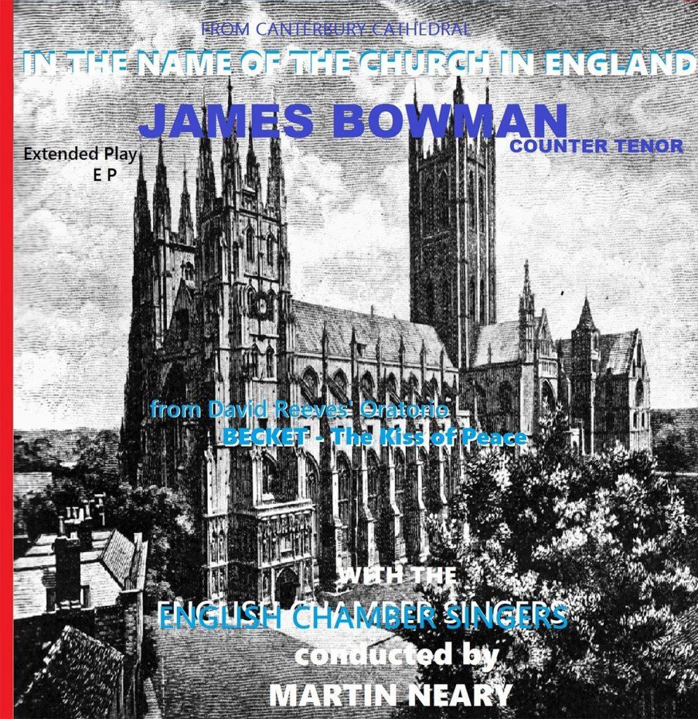 David Reeves James Bowman EP