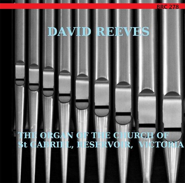 David Reeves St Gabriels