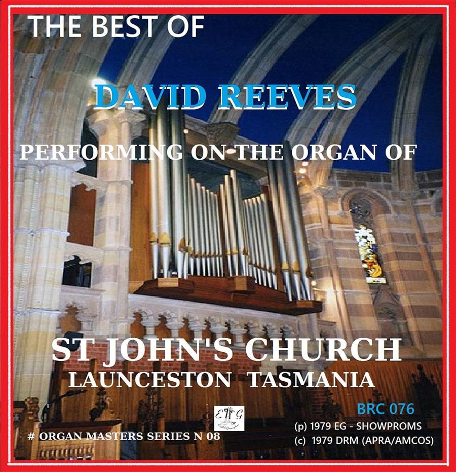 David Reeves The Best of David Reeves